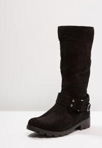 Ricosta - RIANA - Cowboy/Biker boots - schwarz - 2