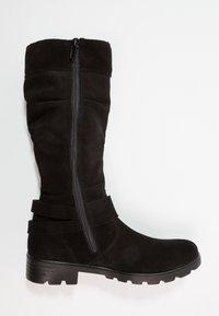Ricosta - RIANA - Cowboy/Biker boots - schwarz - 1