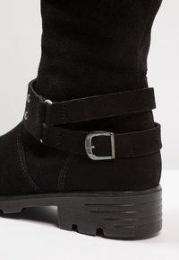 Ricosta - RIANA - Cowboy/Biker boots - schwarz - 5