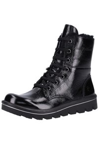 Ricosta - Lace-up ankle boots - black - 2