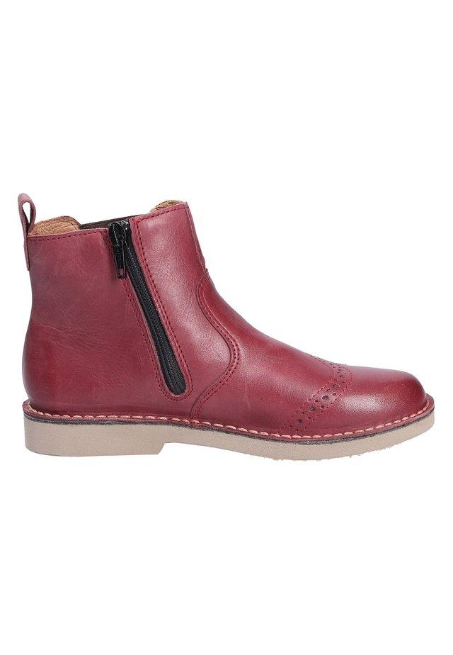 Classic ankle boots - fuchsia (362)