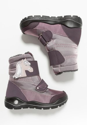 GAREI - Winter boots - purple/dolcetto