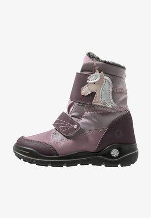 GAREI - Botas para la nieve - purple/dolcetto