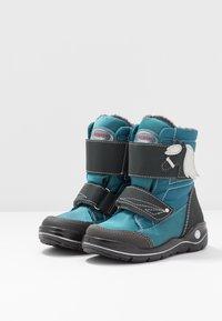 Ricosta - GAREI - Zimní obuv - petrol/grigio - 3