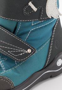 Ricosta - GAREI - Zimní obuv - petrol/grigio - 2