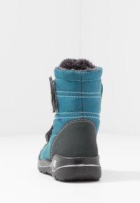 Ricosta - GAREI - Zimní obuv - petrol/grigio - 4