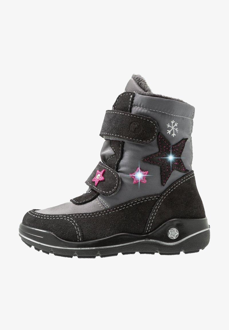 Ricosta - GLORIA - Winter boots - patina/asphalt