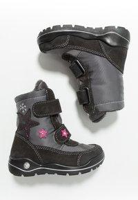 Ricosta - GLORIA - Winter boots - patina/asphalt - 1