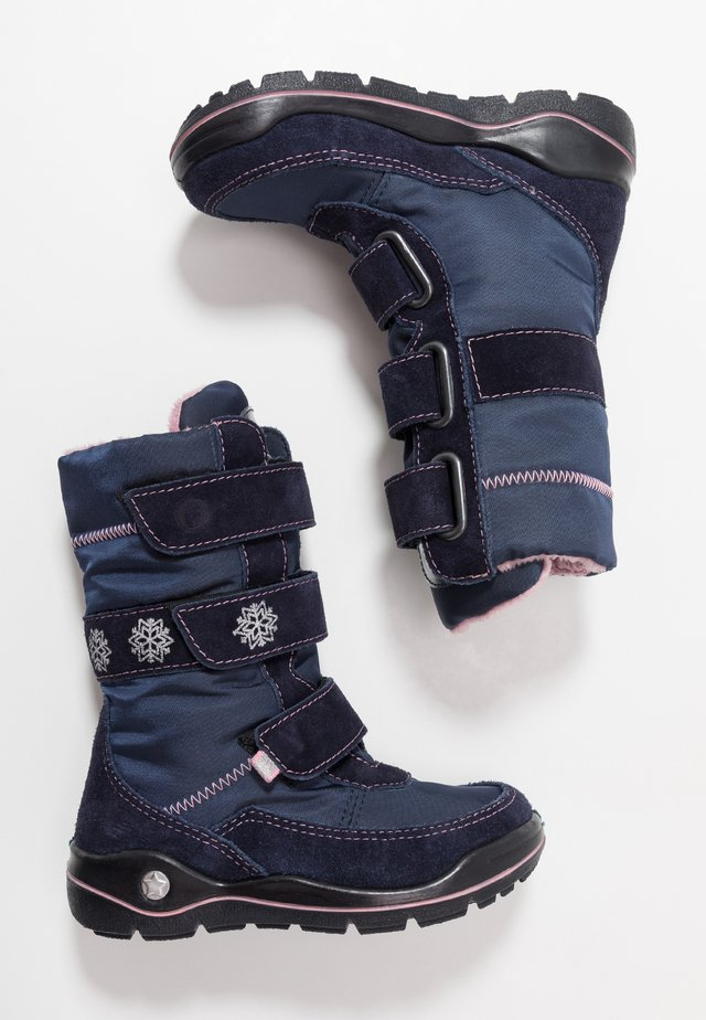 ELSA - Winter boots - nautic/marine