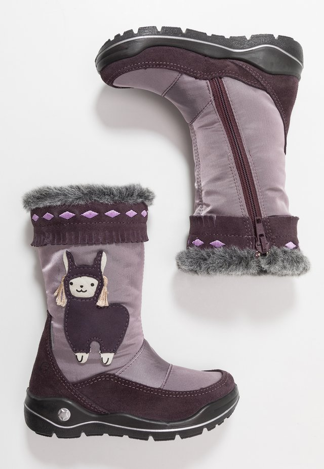 RENI - Winter boots - dolcetto/purple