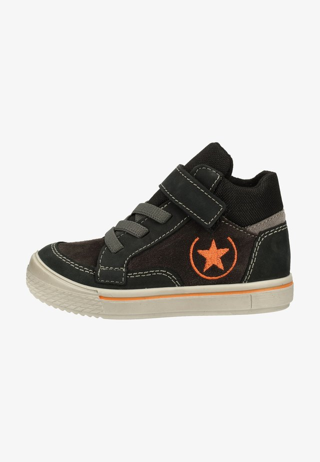 Sneakers high - asphalt 492
