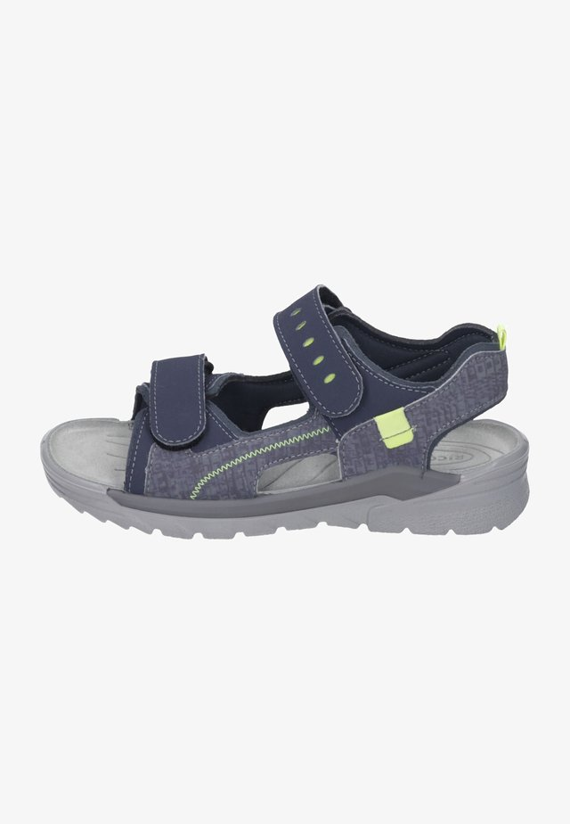 Walking sandals - nautic
