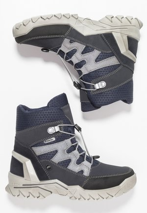 KULM - Lace-up ankle boots - see/ozean
