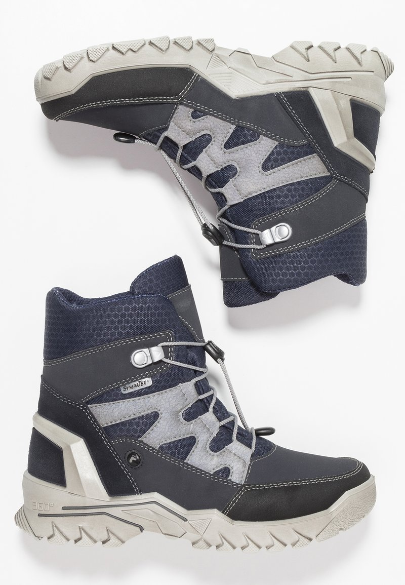 Ricosta - KULM - Lace-up ankle boots - see/ozean