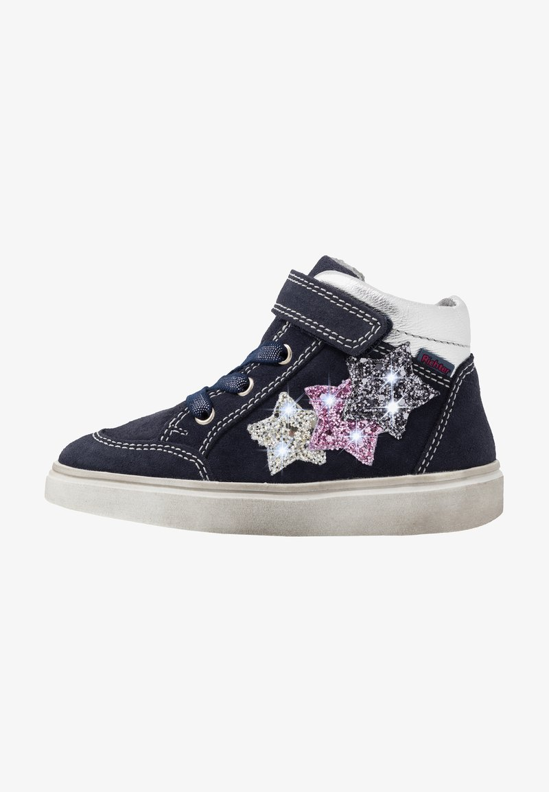 Richter - High-top trainers - atlantic/silver