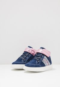 Richter - Sneaker high - nautical/candy/silver