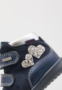 Richter - Sneaker high - atlantic/silver - 2