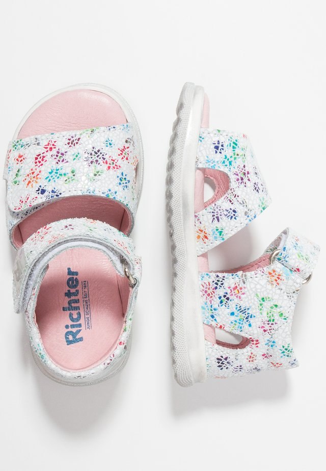 Baby shoes - panna