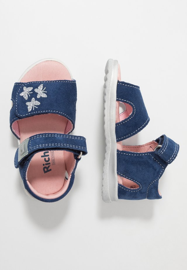 Baby shoes - nautical
