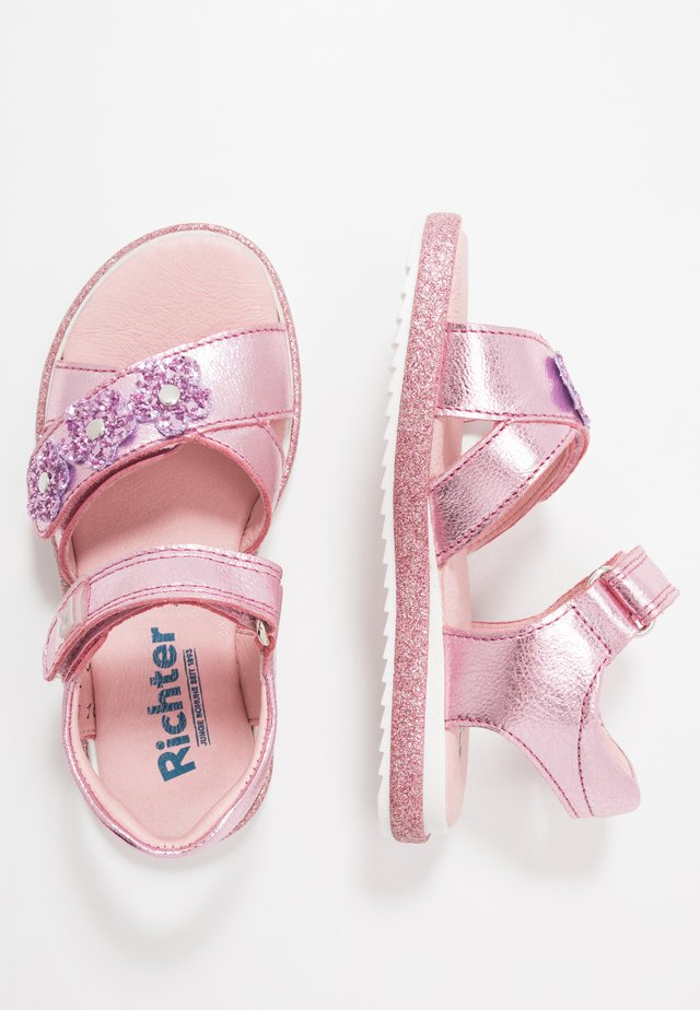 Sandals - candy