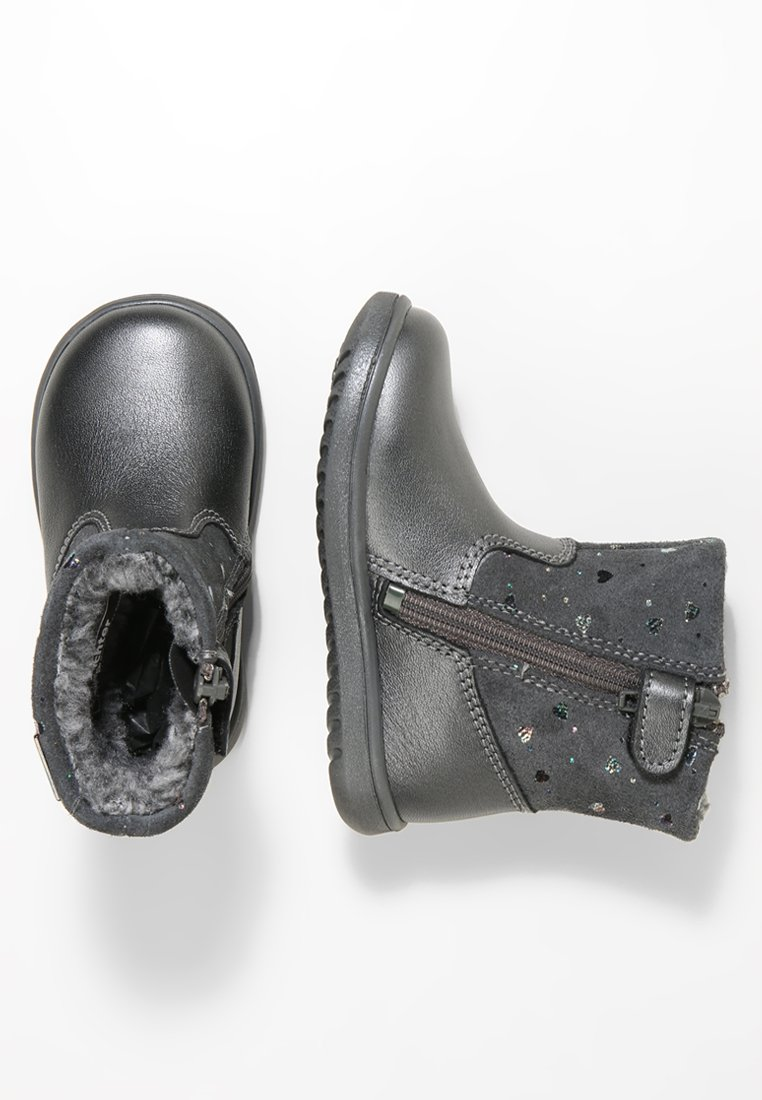 Richter - FIRST SHOE BOOTIE - Winter boots - old silver/ash