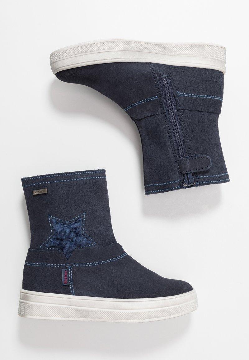 Richter - Classic ankle boots - atlantic/river