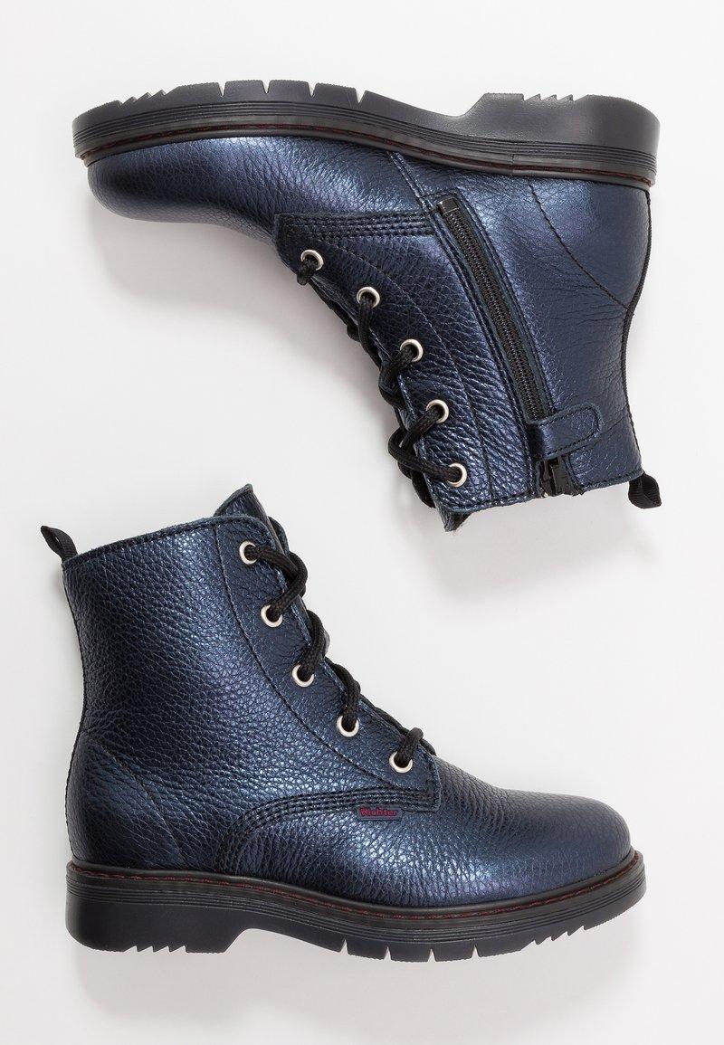 Richter - Classic ankle boots - atlantic