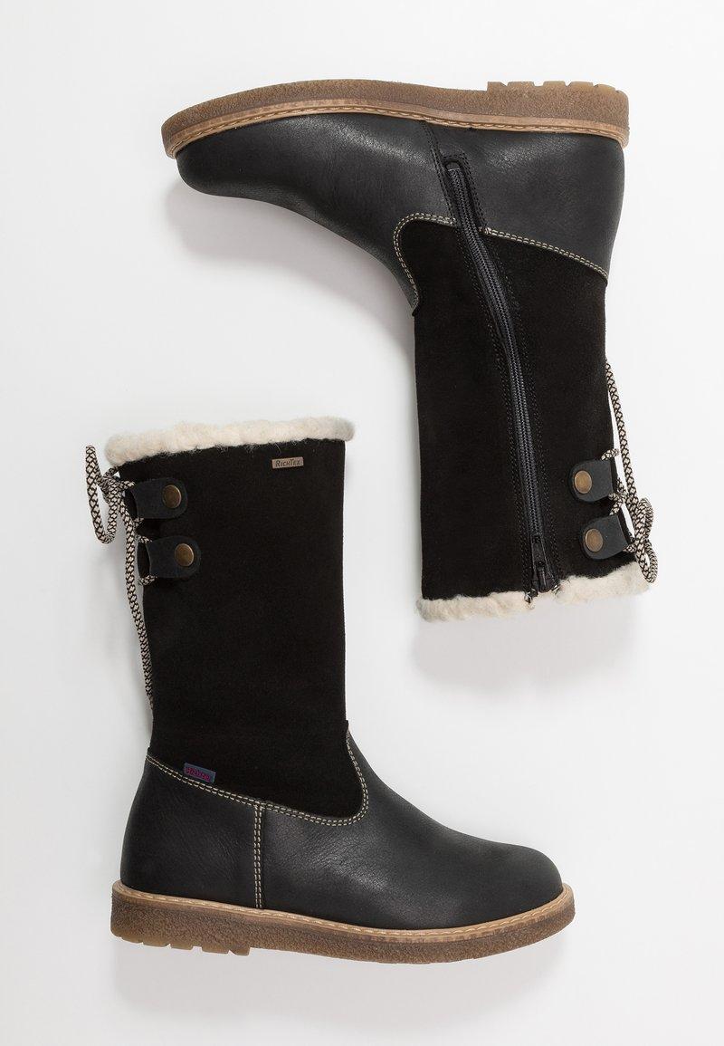 Richter - Bottes de neige - black