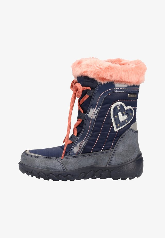 Snowboot/Winterstiefel - atlantic/coquille