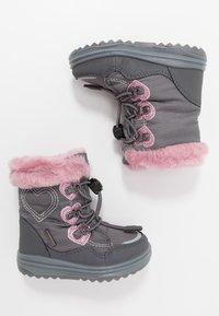 Richter - Winter boots - ash/powder - 0