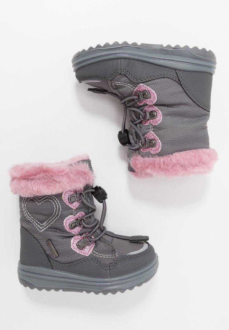 Richter - Winter boots - ash/powder