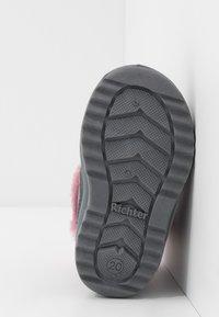 Richter - Winter boots - ash/powder - 5