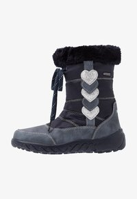 Richter - Winter boots - atlantic/silver - 1