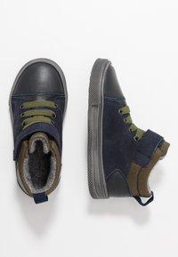 Richter - Sneaker high - atlantic/birch - 0