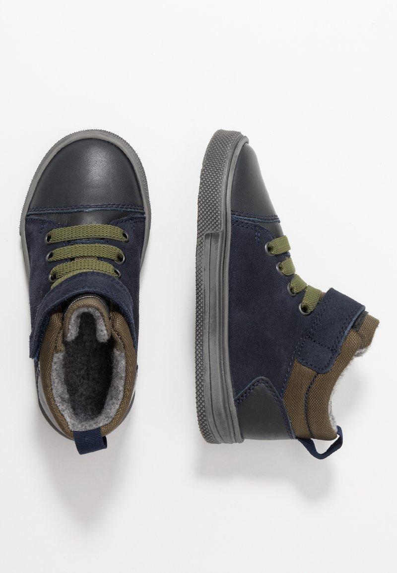 Richter - Sneaker high - atlantic/birch