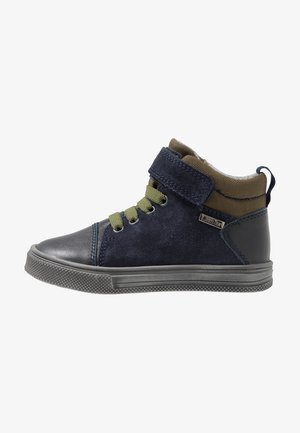 Sneakers high - atlantic/birch