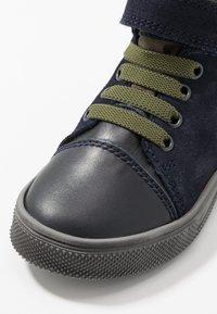 Richter - Sneaker high - atlantic/birch - 2