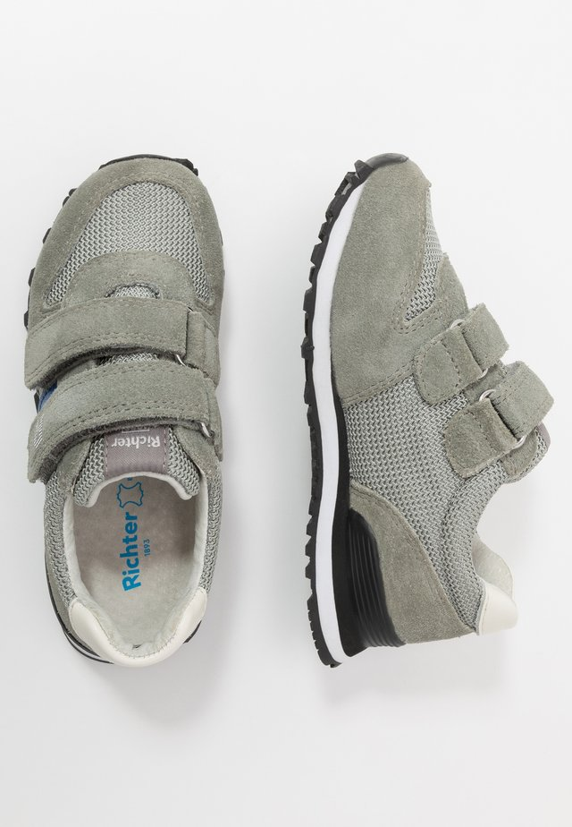 Trainers - rock/blue/white