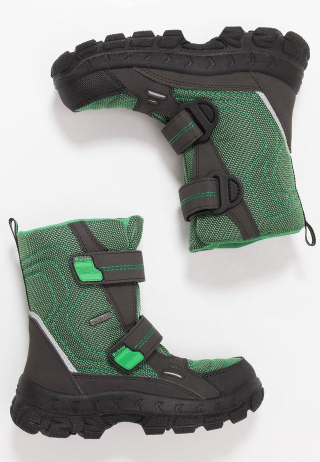 Snowboots  - black/grass