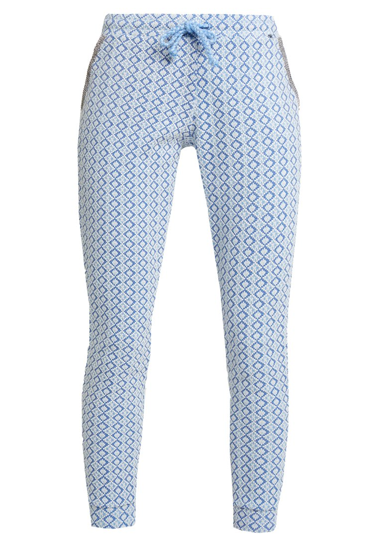 Rich & Royal - PANTS - Stoffhose - powder blue