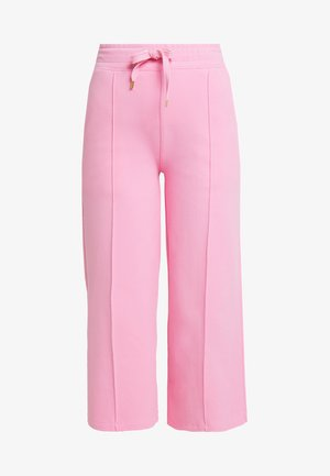 WIDE LEG PANTS - Bukse - rose pink