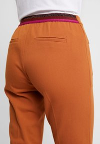 Rich & Royal - PANTS - Kalhoty - ginger brown - 3