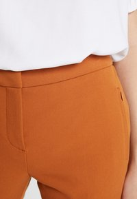 Rich & Royal - PANTS - Kalhoty - ginger brown - 5