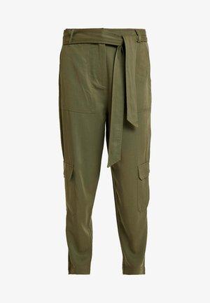 PANT UTILITY - Pantaloni - khaki
