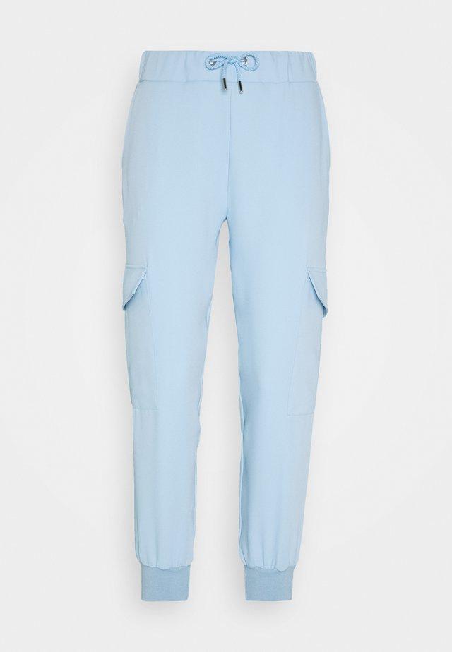 PANTS - Spodnie materiałowe - blue