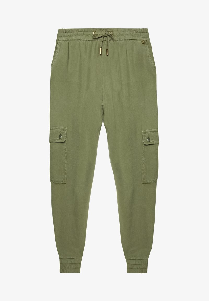 Rich & Royal - PANTS - Bukser - safari green