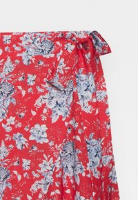 Rich & Royal - SKIRT WITH VOLANT - A-line skirt - summer red - 2