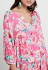 Rich & Royal - PRINTED DRESS - Day dress - rose/pink