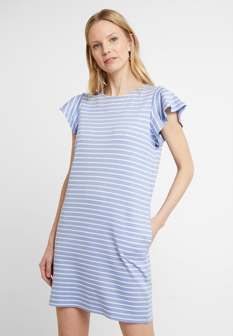 Rich & Royal - DRESS - Jersey dress - blue bell