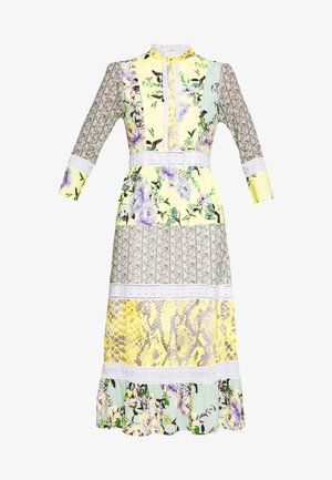 MAXI DRESS PRINTMIX - Paitamekko - multi-coloured